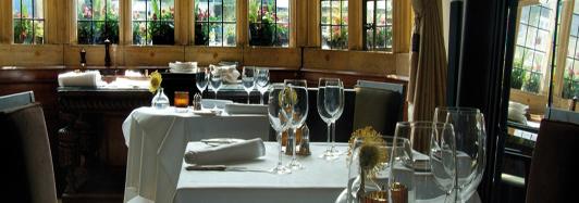 Cleeve Hill Golf Club Restaurant