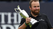 Shane Lowry's Open victory at Royal Portrush realises childhood dreams