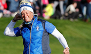 Europe beat USA by one point to win Solheim Cup