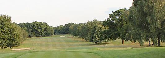Hotels Near Camberley Heath Golf Club