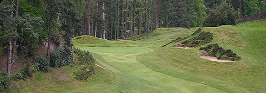St Georges Hill Golf Club >> St George's Hill Golf Club