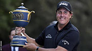 WGC-Mexico Championship: Phil Mickelson wins play-off to claim first title since 2013