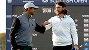 Scottish Open: Aaron Rai beats Tommy Fleetwood in play-off