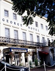 The George Hotel & Montys