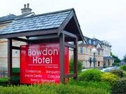 The Mercure Bowdon Hotel