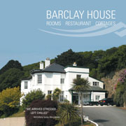 Barclay House. Rooms, Restaurant, Cottages.
