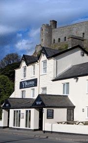 Y Branwen Hotel, Brasserie & Bar