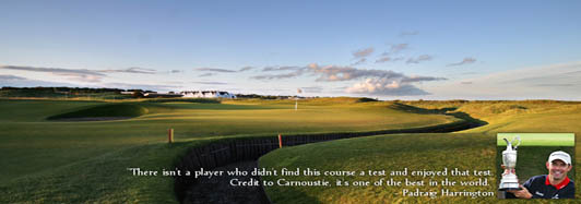 Hotels Near Carnoustie Golf Course