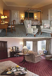 Kirroughtree Country House Hotel