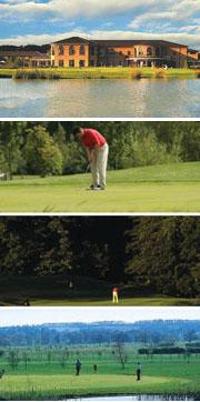 Belton Woods Hotel Golf Club